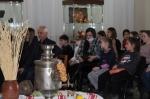 Юные художники Искитима встретились с педагогами художественного училища