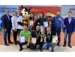 Искитим занял 2 место в Зимнем фестивале ГТО НСО