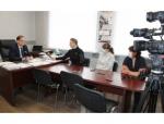 На пресс-конференции Глава Искитима Сергей Завражин рассказал о работе в городе