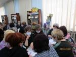 В межпоселенческой библиотеке была организована интеллектуально-творческая лаборатория «Библиотека в Год науки и технологий в России»