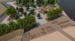В Искитиме состоялась презентация дизайн-проекта пляжа