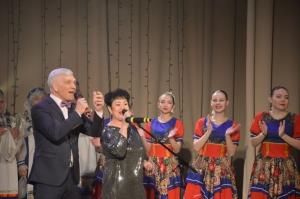 В РДК им. Ленинского комсомола чествовали лучших работников культуры Искитимского района