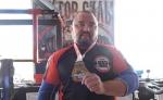 В ТОП пяти сильнейших спортсменов России вошел Владимир Свиридов из Искитимского района