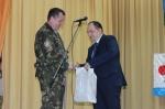 «Союз десантников» Искитима отметил 15-летие