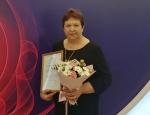 Надежда Кудрявцева — победитель областного профессионального  конкурса-