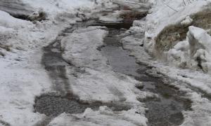 Прокуратурой организована проверка сообщения о том, что машина скорой помощи увязла в грязи около села Лебедевка
