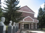 20 апреля в городском музее Искитима откроется передвижная баннерная выставка «Русское присутствие на Святой земле»
