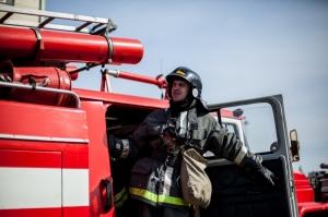Десять раз выезжали пожарные Искитима на прошлой неделе на горение травы