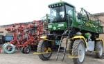 В районе идет проверка готовности к выходу в поле тракторов и посевных комплексов