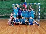Юные футболисты из Искитима стали вторыми на первенстве области