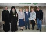 В Искитимском музее открыта выставка «Русское присутствие на Святой земле»