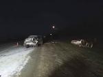 1 мая произошло ДТП в Искитимском районе