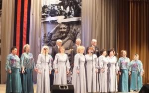 В Искитиме прошел городской конкурс песен о ВОВ «Песни, опалённые войной