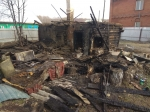 Сосед спас девятилетнего ребенка на пожаре в Искитиме