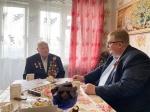 «Сибантрацит» поздравил ветеранов Великой Отечественной войны с Днем Победы