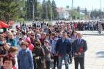 Как прошел День Победы в Искитиме: фоторепортаж