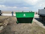 В Караканском бору установлены бункеры для накопления отходов