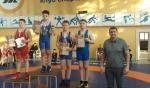 Три юных борца из Искитима стали призерами областного первенства