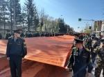 Уникальное знамя с именами участников Великой Отечественной войны вошло в Реестр рекордов России