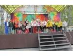 В Искитиме прошла 68-я легкоатлетическая эстафета,посвященная Дню Победы