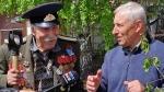 На Аллее Победы возле музея появилась калина, посаженная ветераном войны Алексеем Лупаревым