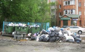 Мусорная реформа: Искитим тонет в мусоре
