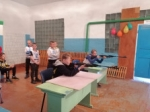 В Улыбино прошел Летний фестиваль ГТО среди учащихся школ Искитимского района.