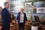 Глава Искитимского района Юрий Саблин продолжает знакомство с территорией