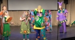Первый театральный фестиваль «Вешалка» прошел в Искитимском районе