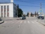 В ДТП в Искитиме попал пешеход на электросамокате
