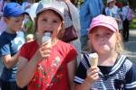1 июня в городском парке Искитима состоялся большой детский праздник