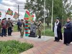 В р.п. Линево открыт мемориал пограничникам всех поколений