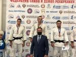 Василий Таранов завоевал право выступить на кубке России по дзюдо