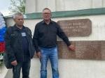 Нашел могилу деда, считавшегося пропавшим без вести, искитимец Владимир Ващенко