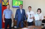 """Наградили победителей военно-спортивной игры """"Победа"""" в Искитиме"""