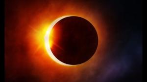 10 июня вечером над Новосибирском можно  увидеть кольцеобразное солнечное затмение