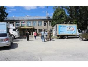 В «День здоровья» в Шипуново прошла выездная вакцинация от COVID-19