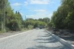 Фотофакт. В Искитиме ремонтируют дорогу на улице Линейная