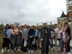 """Молодежный клуб """"Симфония"""" посетил церковно-исторический музей Искитима"""