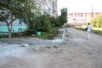 В Искитиме продолжается ремонт придомовых территорий и многоквартирных домов
