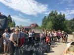 Традиционная Городская экологическая акция «Чистый берег» в 16-й раз прошла в Искитиме