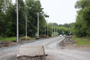 О ходе ремонта дорог в Искитиме