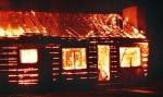 Два пожара и одно ДТП произошли на прошлой неделе в Искитимском районее