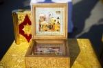 Сегодня  в Новосибирск прибудут  мощи святого благоверного князя Александра Невского