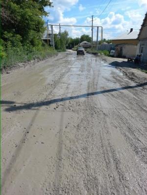 Тонет в грязи и пыли улица Мостовая!