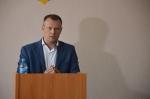 Большинством голосов новым главой администрации р.п. Линёво избран Дмитрий Грушевой