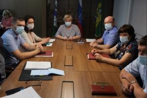 Три ковидных госпиталя работают в Искитиме