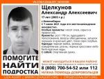 17-летнего парня ищут волонтеры Новосибирска