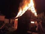 Три пожара за неделю. Один со смертельным исходом