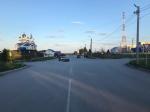 В Линево мотоциклист пострадал в столкновении с автомобилем Lada